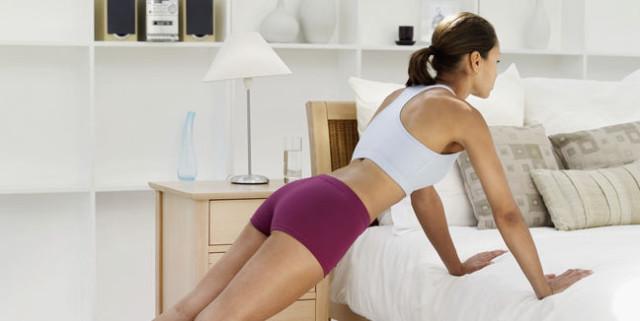 Colchoneria Roca: Ejercicios antes de dormir